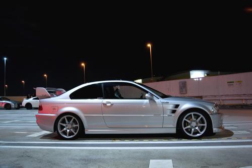 BMW E46 328ci改