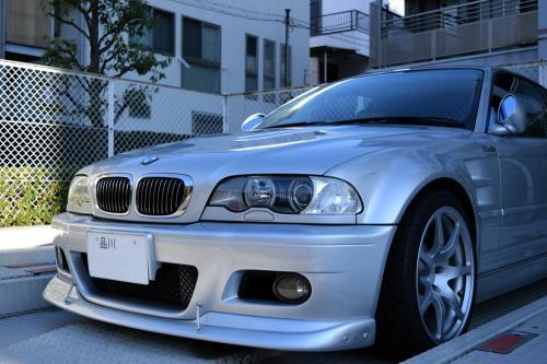 BMW E46 フロント