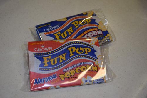CROWN Fun Pop ポップコーン