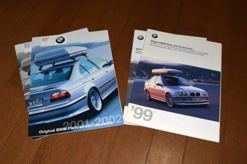 BMW Japan パーツカタログ1999