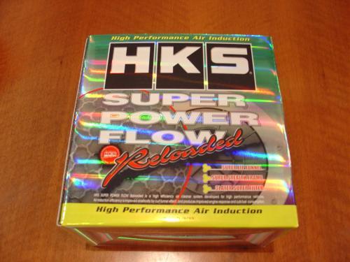 HKSスーパーパワーフローリローテッド