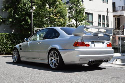 BMW E46 328ci 全身写真