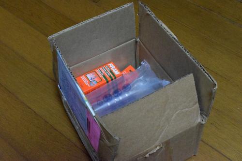 eBayから届いた荷物開封!
