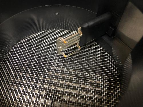 VOD製のエアフロセンサーのセンサー部分