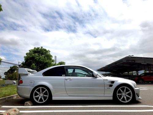 BMW E46 328ci Superchaged