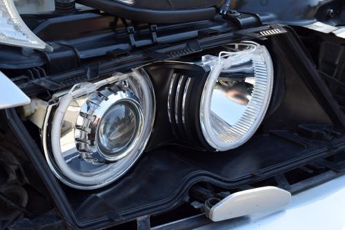 BMW E46 CCFL交換