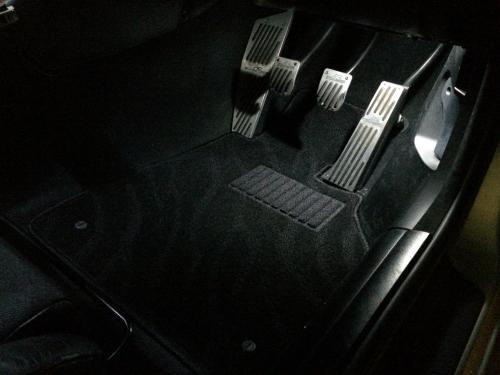 BMW E46 フロアマット(ホットフィールド製)