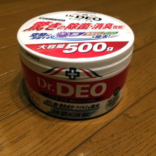 Dr.Deo カーメイト 無香料 芳香剤
