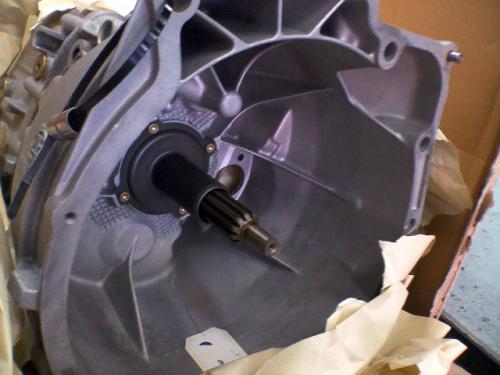 BMW E46 MTコンバート トランスミッション