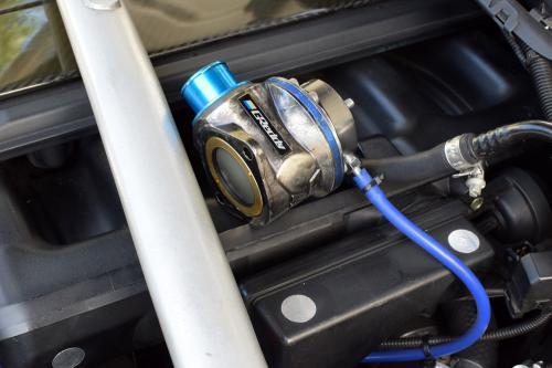 BMW E46 DISAの交換作業