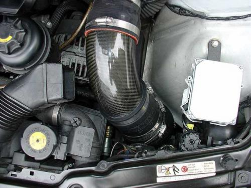 BMW E46 電動スーパーチャージャー