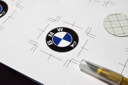 BMWロゴ作成