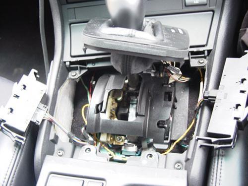 BMW E46 ステップトロニック反転紹介写真3
